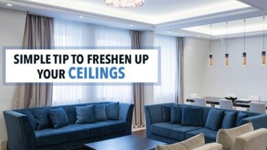 Show Your Love for Ceilings by This Simple Month End Tip-
