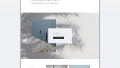 Showit Website Template Sage with Shop Layout for Stylish Minimalist Creatives