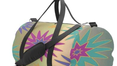 Sparks 3 © Duffel Bag - Large