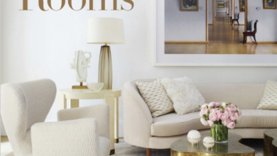 The Principles of Pretty Rooms by Phoebe Howard