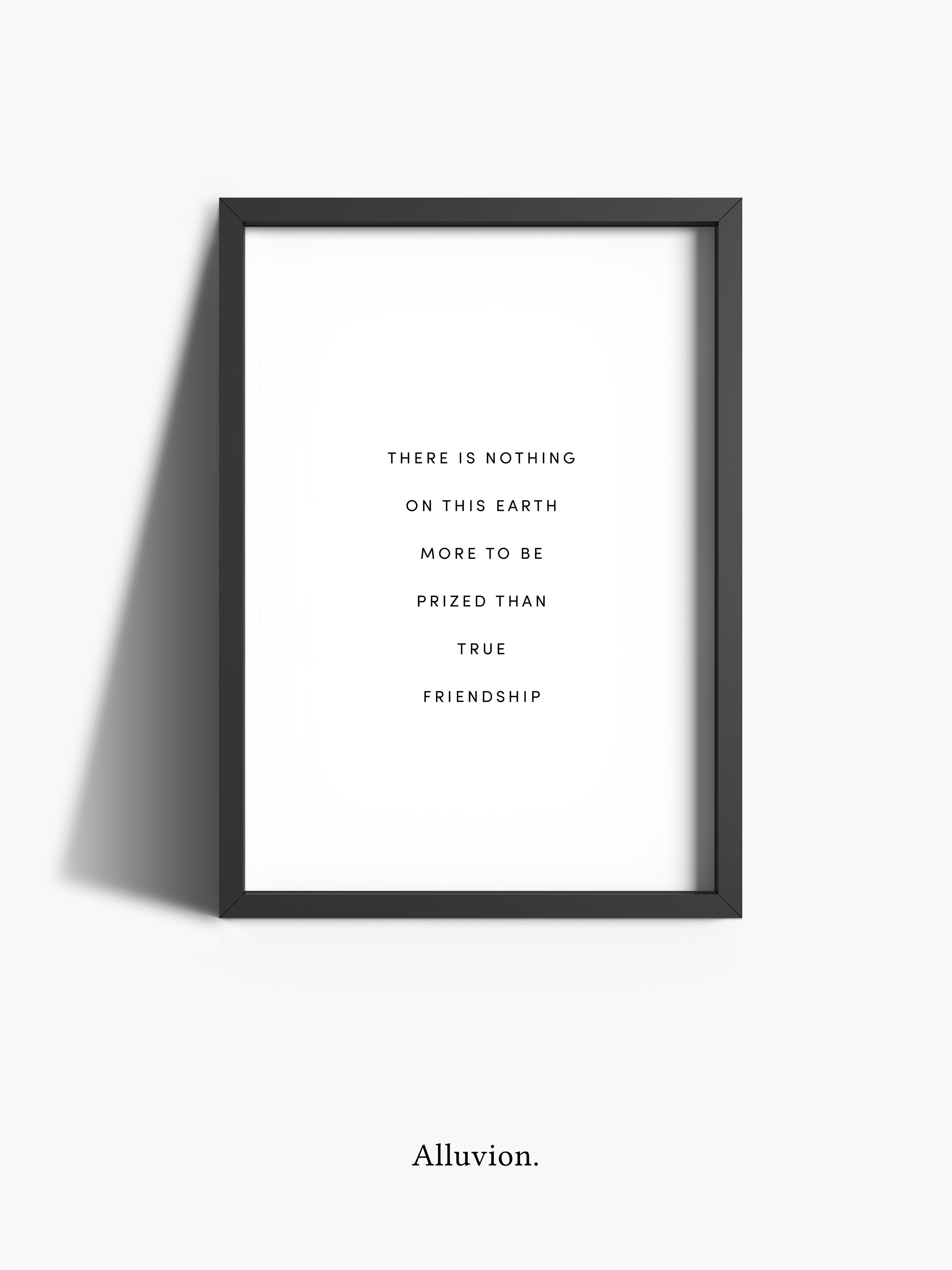 There Is Nothing On This Earth - A3 / Print Only