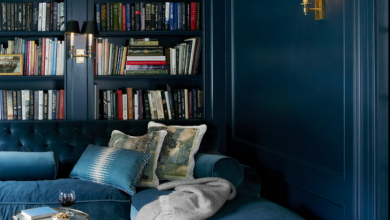 These Are the Blue Paints That Designers Swear By