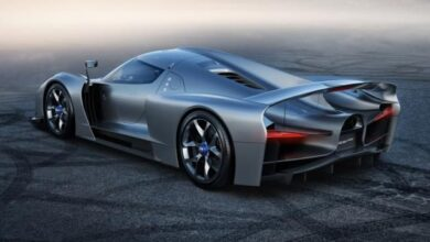 This is the 750bhp, 217mph SCG003S