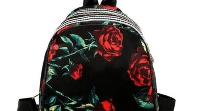 Top brand backpack women  Girls unique Print - 1