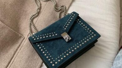 Trending Gorgeous Leather Brand Designer Shoulder Simple Bags (WH2)(WH6)(WH4)(F43) - Scrub Blue Green / 19cmx15cmx8cm
