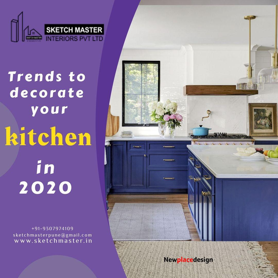 Trends to decorate your kitchen in 2020