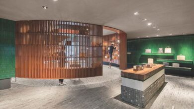 Valextra by Neri & Hu Design and Research Office: 2018 Best of Year Winner for Small Retail Project