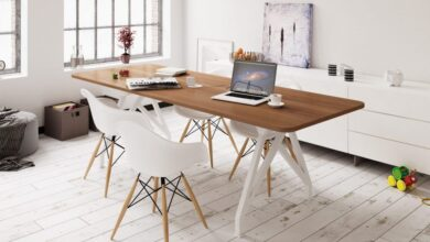 WFH Solution: Hot Spot Tables from DeskMakers